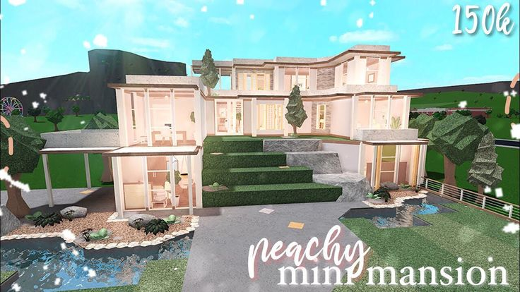 Pin by Laila on bloxburg houses ideas | Mansions, Two ...