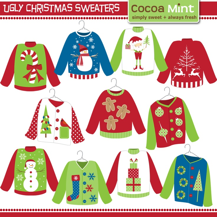 202 best Party: Ugly Christmas Sweater images on Pinterest ...