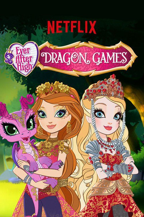 Watch Ever After High: Dragon Games (2016) Full Movie Online Free