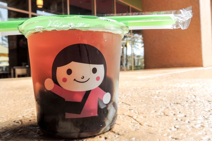 This Self-Serve Boba Shop is Everything You've Ever Dreamed Of