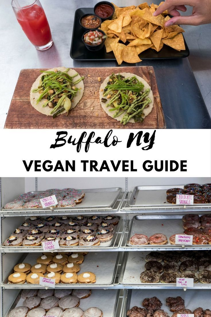 Vegan Restaurants Buffalo Ny Guide New York Usa