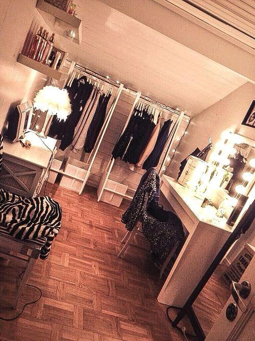 25 Best Ideas About Dressing Area On Pinterest Closet