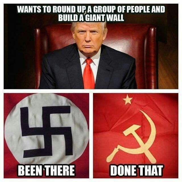 Seriously? Donald Trump?