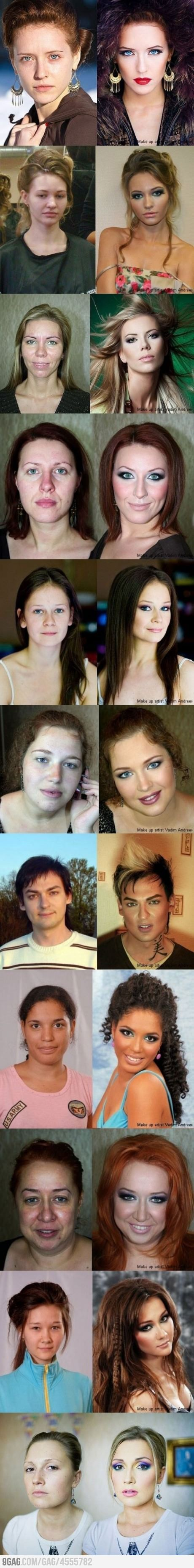Mother of Make-Up: Skin Care, Funny Pics, Power Of Makeup, True Power, Makeup Artists, Funny Pictures, The Faces, Women Models, Makeup Looks