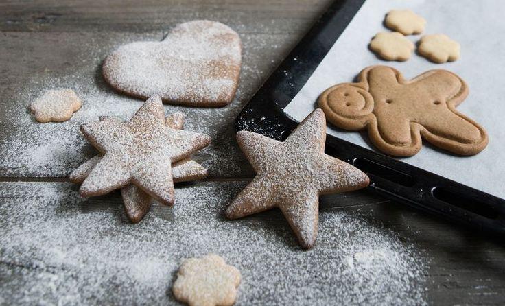 Christmas best gingerbread
