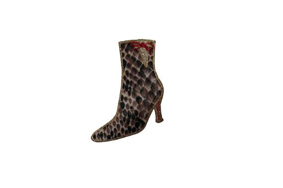 Hey, I found this really awesome Etsy listing at https://www.etsy.com/listing/177983601/id-7920-dark-leopard-print-heel-fashion