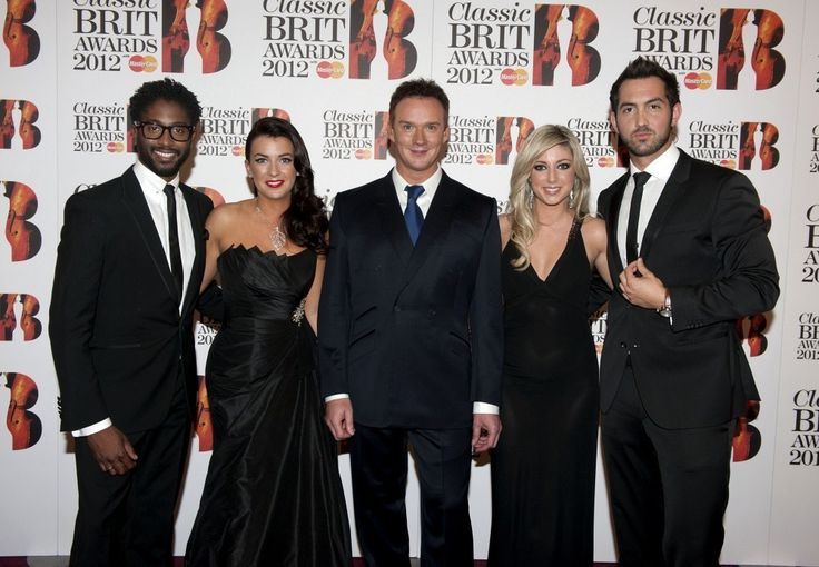 Russell Watson Photos - The Classic BRIT Awards 2012 Media Room - Zimbio
