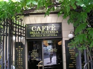 Cafe della Pusterla en Milan