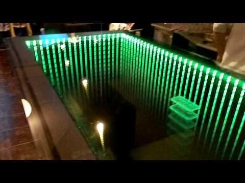 Infinity Mirror Bar Vr. 01 - YouTube