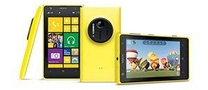 Il Nokia Lumia 1020 è il primo smartphone Windows Phone 8 a montare una fotocamera da 41 megapixel e 2 GB di RAM.