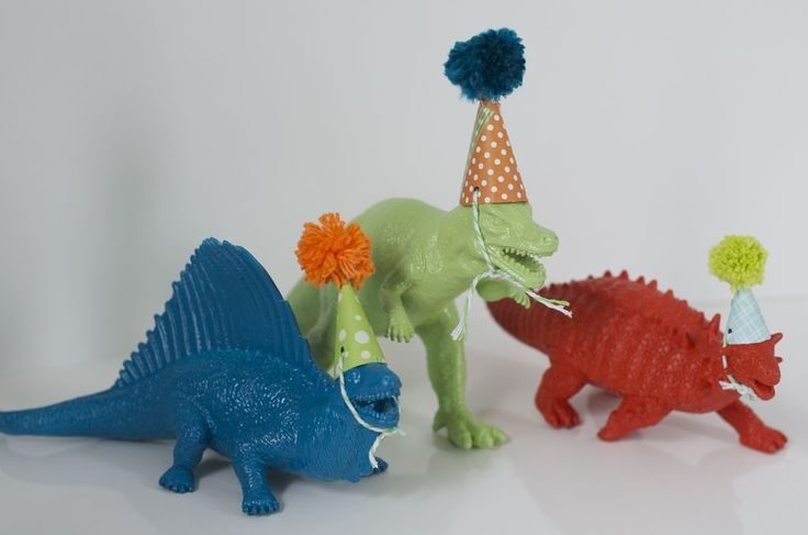 Blog Dinosaurs Like To Party Dinosaurs In Party Hats