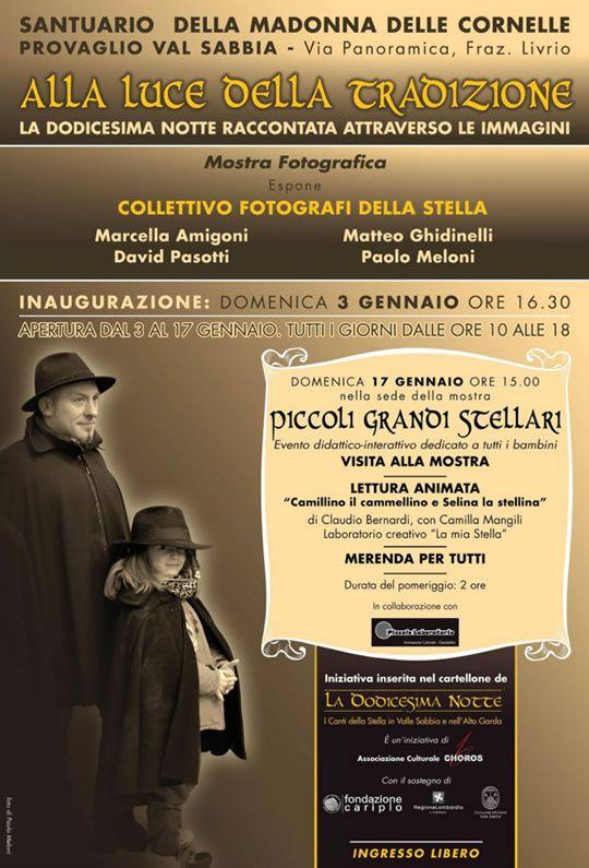 Mostra Fotografica la Dodicesima Notte a Provaglio Val Sabbia http://www.panesalamina.com/2016/44002-mostra-fotografica-la-dodicesima-notte-a-provaglio-val-sabbia.html