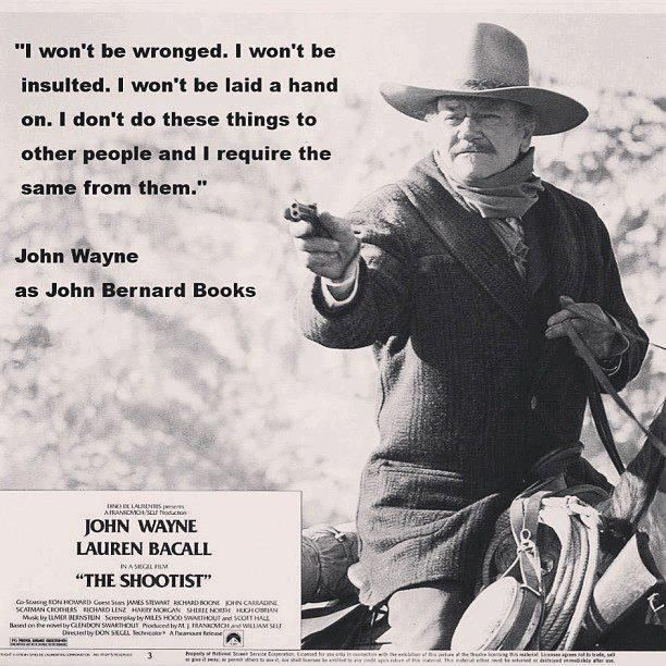 John Wayne Quotes | You can download John Wayne Famous Quotes in your computer by clicking ...
