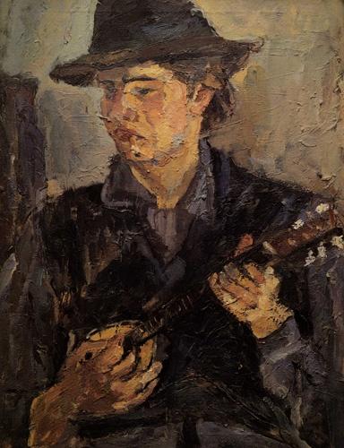 "Mina Papatheodorou Valyraki: ""Miltos"", 1982"