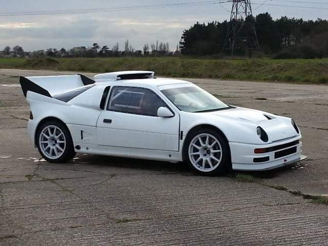 Awesome Rs200 Ford Motorsport Dream Cars Sports Cars