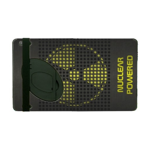 Nuclear Powered iPad Case by BannedWare