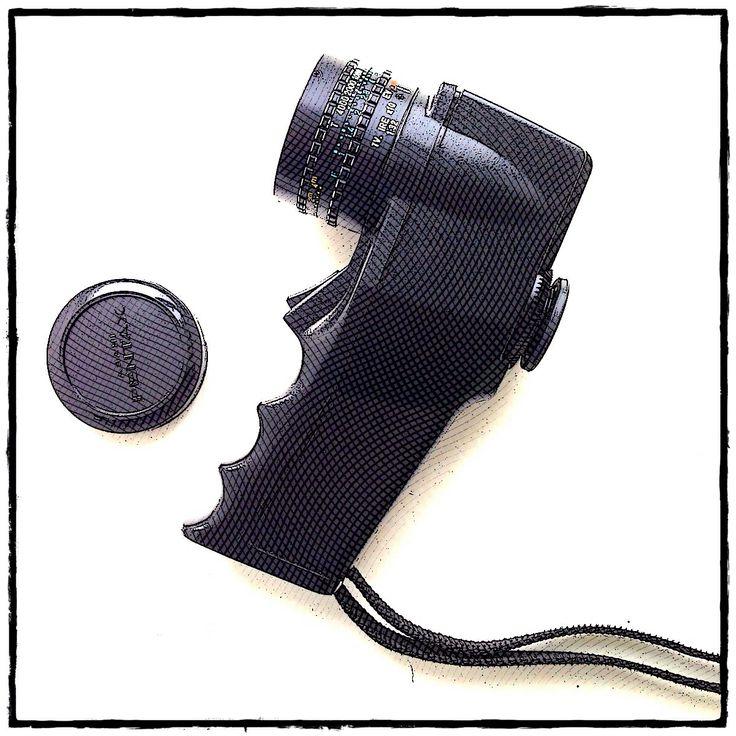 Asahi Pentax Digital Spormeter