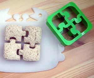 Jigsaw Sandwich Cutter