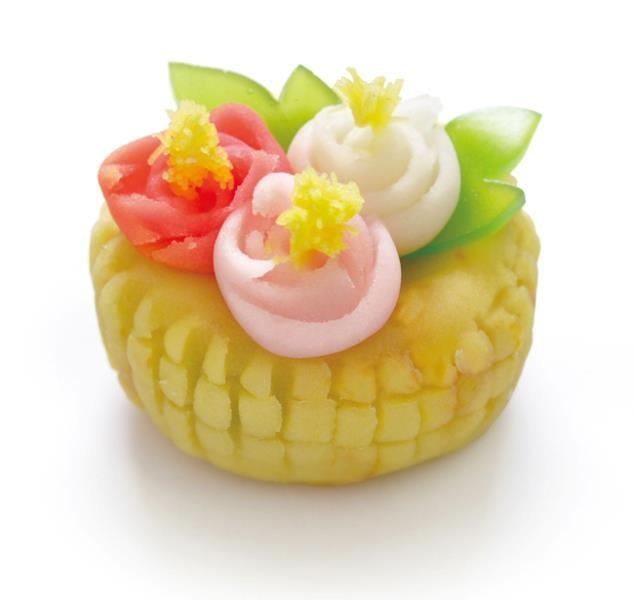 Japanese sweets - Yamatane Museum of Art