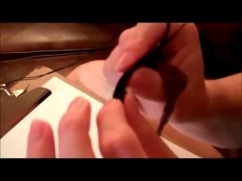 Macrame How to wrap a stone Using Macrame Knots
