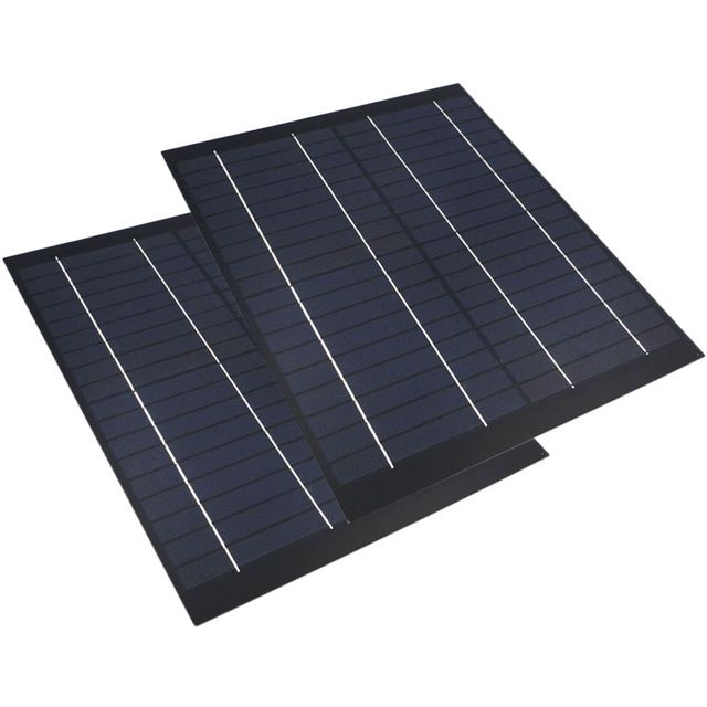 2pcs X Mini Solar Cell 20w 1 1a 18v 20w Solar Panel Panels Solar Cells Cell Module Dc Car Yacht Led Light Rv 12v Batt Solar Panels Best Solar Panels Solar Cell