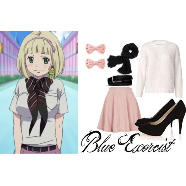 wonderful casual outfit anime
