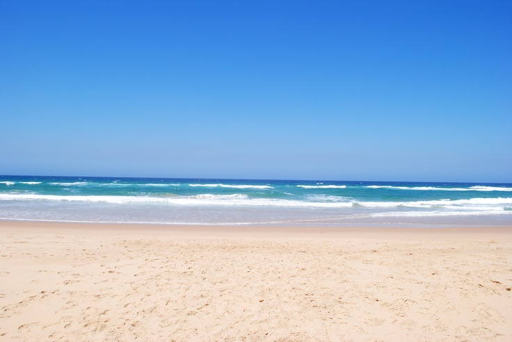 Ponta Malongane, Mozambique. Amazing beaches, warm waters and great scuba diving.