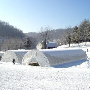 Greenhouse Equipment - Greenhouse Covering - Greenhouse Polyethylene Film - Sun Master 70% Opacity Overwintering White Film