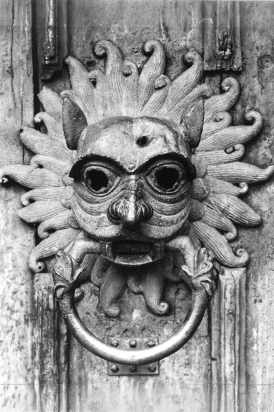 Door knocker    Cathedral Church    Durham Cathedral, Durham, England    11th century to 13th century