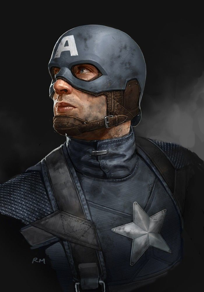 Captain America: The First Avenger // Concept Art by Ryan Meinerding
