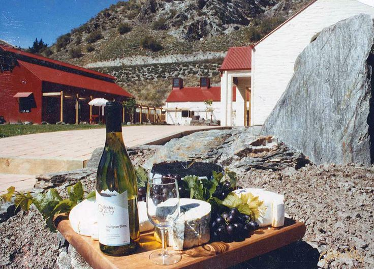 A pic of our Sauvignon Blanc from the early 90s. #Wine and cheese, always a classic! #gibbstonvalley