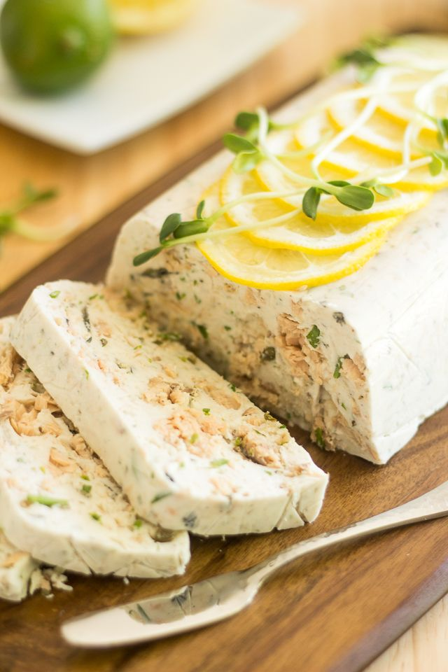 Paleo Salmon Terrine - Forget the fact that it's paleo, this sounds interesting. Might be a good summer dish.