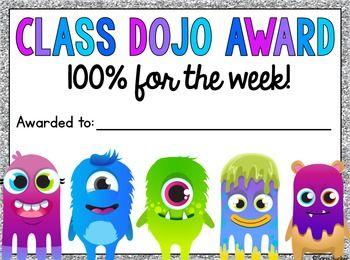 Class Dojo {FREEBIE}