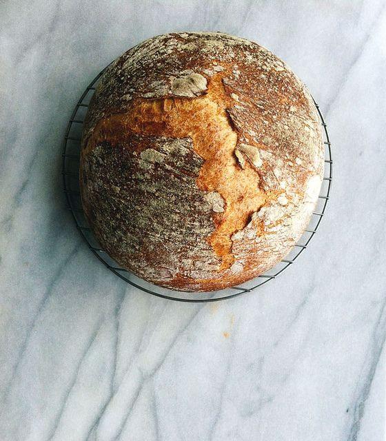 poolish preferment white bread
