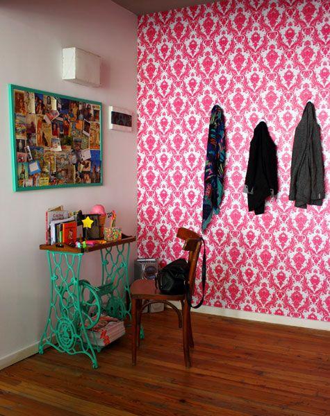 Naifandtastic:Decoración, craft, hecho a mano, restauracion muebles, casas pequeñas, boda: En casa de... Machi