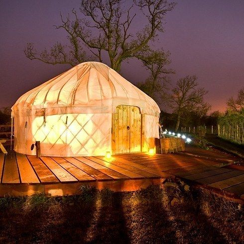Stuc a'Chroin, Trossachs Yurts, Scotland | 16 Wild Retreats In Scotland For People Who Don't Like Camping