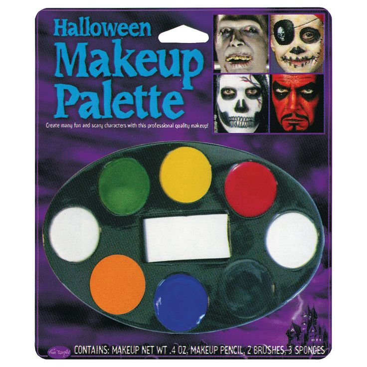 Image result for oriental trading halloween makeup