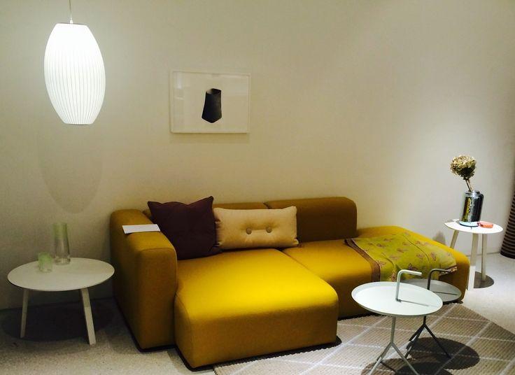 mag sofa by hay hay pinterest. Black Bedroom Furniture Sets. Home Design Ideas