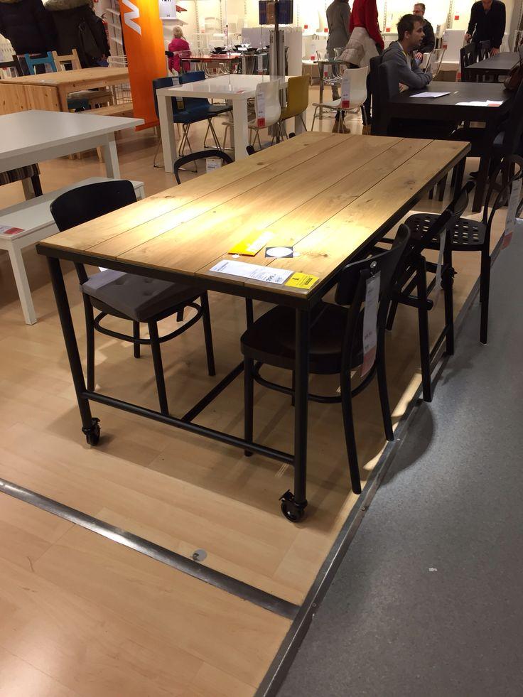 malmberget tafel ikea 299 safaritent pinterest ikea. Black Bedroom Furniture Sets. Home Design Ideas