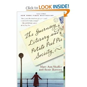 The Guernsey Literary and Potato Peel Pie Society - An amazing read !