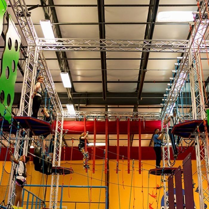 Check Out Planet Obstacle The World S Largest Indoor Obstacle Course For An Epic Afternoon Of Fun And Fitness Places To Go World Planets