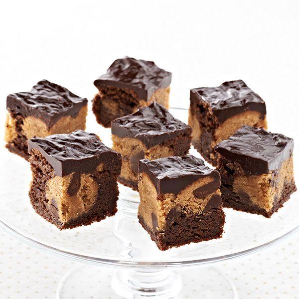Ghirardelli Baking: Peanut Butter Brownie Bites Recipe Impressive Results Worth Sharing. Bake with Ghirardelli.