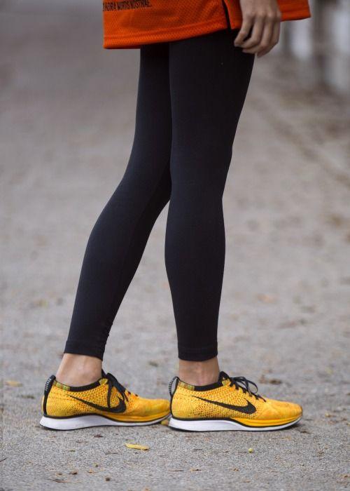 Nike Flyknit Racer via sweatthestyle
