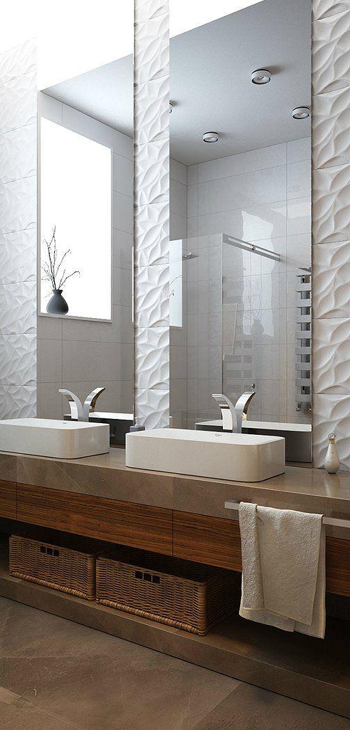 Modern Bathroom Designs Pinterest : Best ideas about contemporary bathrooms on