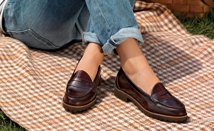 Sperry Top-Sider Women's Winsor Lug Penny Loafer