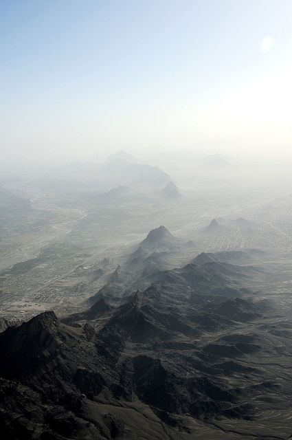Kandahar province landscape   USACE Afghanistan Engineer District -South