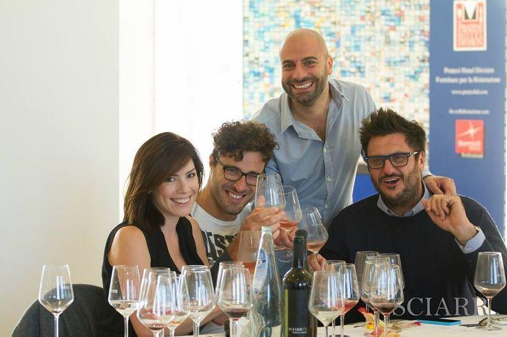 """Sciarr, i vini abruzzesi che conquistano """"Spazio"""""""