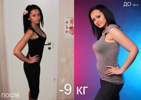 Огуречная диета результаты фото до и после