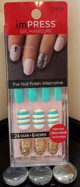Quick & easy Impress nails