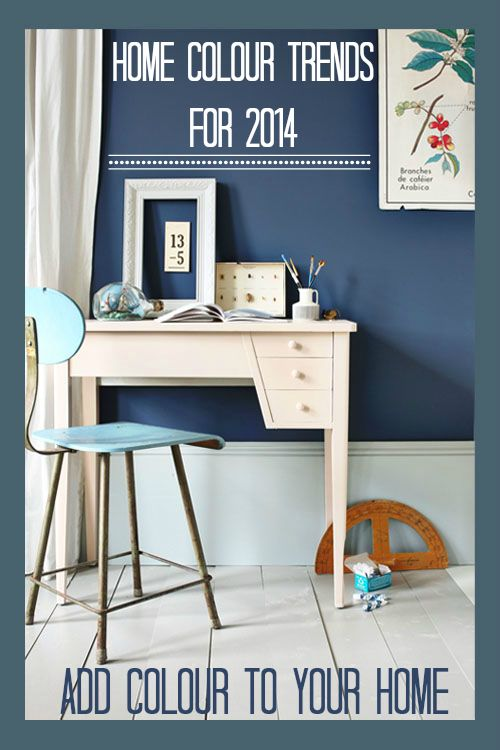 Discover the Colour Trends for 2014. Are you ready for some Radiant Orchid, Breath of Fresh Air and a whole host of gorgeous, delicate pastel shades that we're going to be decorating our homes with during 2014!